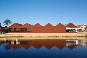 Naturum Kosterhavet, White Arkitekter